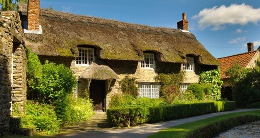 Thatched Cottage, Stratford