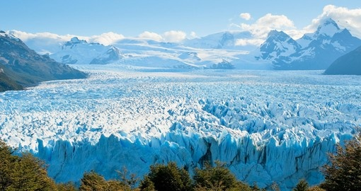 Visit Perito Moreno Glacier in Patagonia on your Argentina Tour