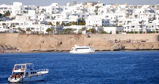 Sharm El Sheik is a must inclusion for your egypt Vacation.