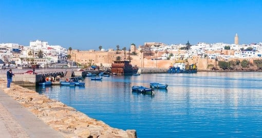 Rabat is the first stop on your Morocco Vacation
