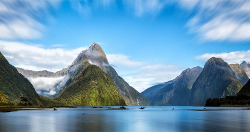Milford Sound, New Zealand's most spectacular natural attraction