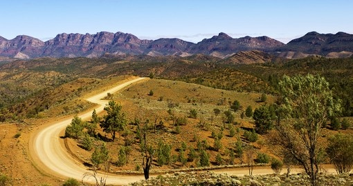 Experience Flinders Ranges on your next Australia vacations.