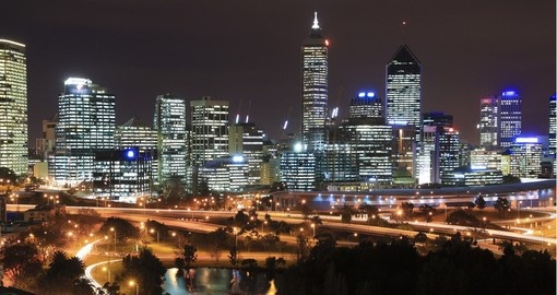 Perth, the vibrant capital of Western Australia is the staring point for your Australia vacation