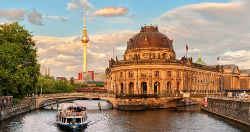 Berlin has it all – sights, attractions and UNESCO World Heritage Sites