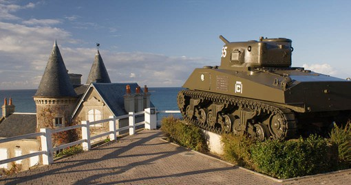 Commemorate the Battle of Normandy