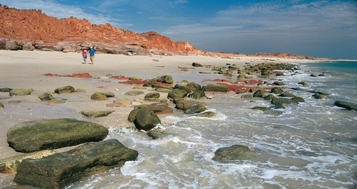 Explore Cape Leveque on your next Australia vacations.