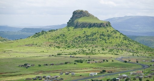 Visit historic Isandlwana on your South African tour