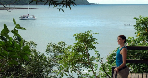 Enjoy your adventures in Cape Tribulation on your Australia Tour