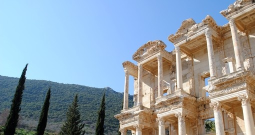 You must visit the Celsus library at Ephesus during your next trip to Turkey.