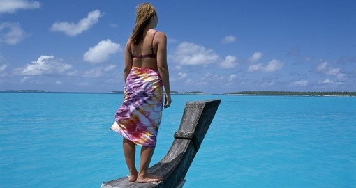 Aitutaki is one of the beautiful Cook Islands and an ideal choice when booking your Cook Islands vacation.