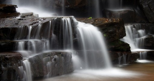 Kbal Chhay Waterfalls is a great inclusion on all Cambodia tours.