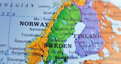 Finland Geography Maps Goway Travel