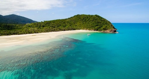Visit World Heritage sites including Cape Tribulation on your Australia Vacation