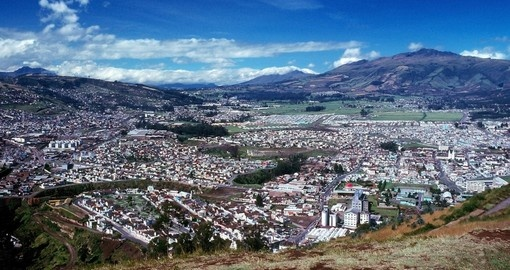 Explore the amazing city Quito on your Ecuador vacations.