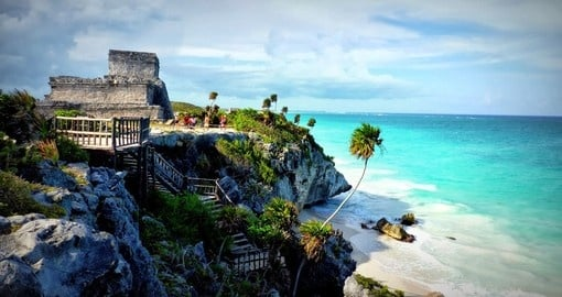 Tulum – on the Caribbean Ocean