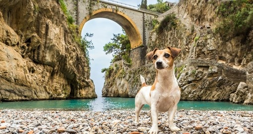Visit Fiordo di Furore on Amalfi Coast during your next trip to Italy.