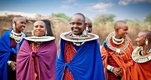 Tanzania - Culture   Goway Travel