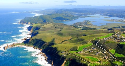 Explore beautiful landscapes on your drive Cape Town to Port Elizabeth  during your next trip to South Africa.