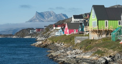 Nuuk the charming capital of Greenland