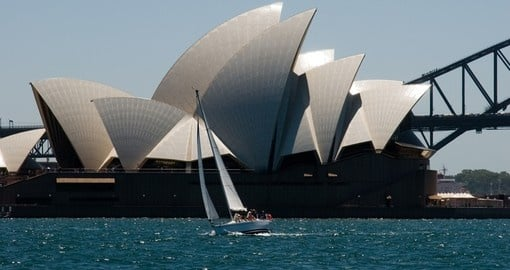 Visit and attend world famous Sydney opera house during your next Australia Vacations.