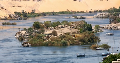 While cursing experience life on the Nile during your next Egypt tours.