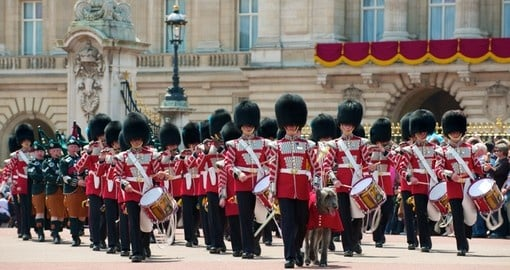 Her Majesty's Coldstream Regiment