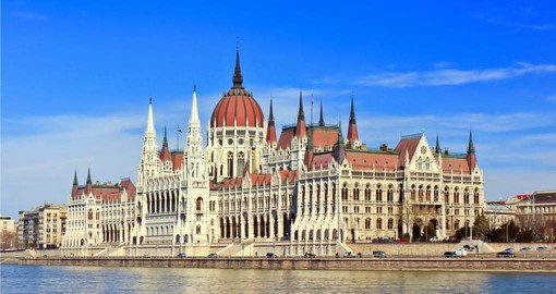 Begin your Europe vacation in the Hungarian Capital, Budapest