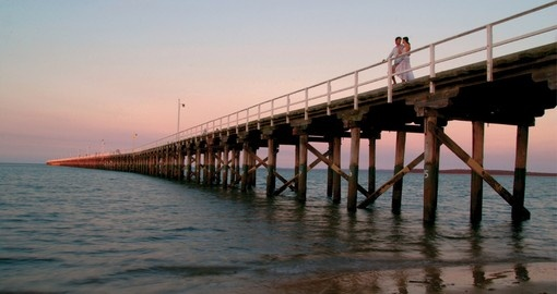 Visit Hervey Bay and explore its surroundings during your next Australia tours.