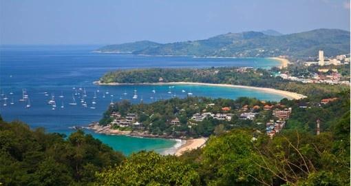 Enjoy a stopover in beautiful Phuket as part of your Thailand Vacation