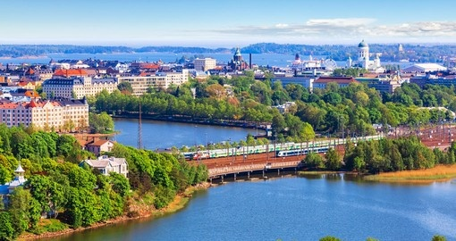 Take a Helsinki Canal Tour on your Finland vacation