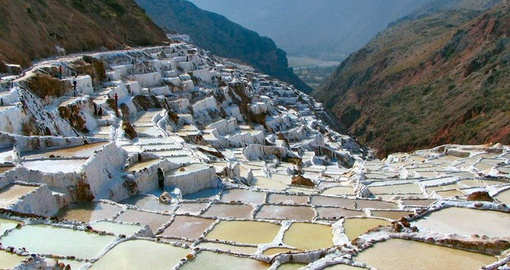 Visit the Moray Salt Mines on your Peru Tour