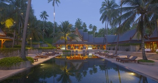 Amanpuri our stay of Distinction in Phuket Thailand