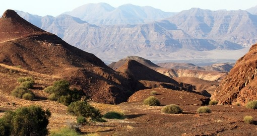 Damaraland, Northern Namibia