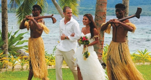 Get married, renew vows in Paradise