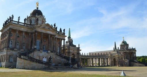 Historic Potsdam is part of your Germany vacation