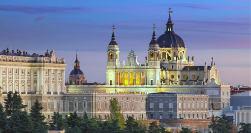 Take in the history of Madrid on your trip to Spain