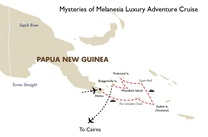 Mysteries of Melanesia Luxury Adventure Cruise