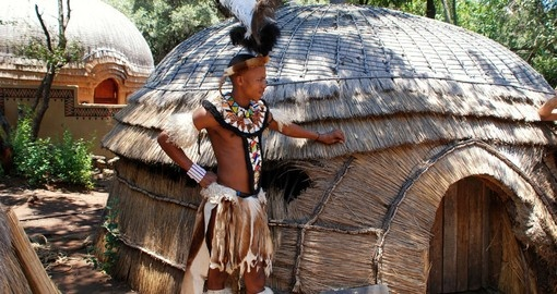 Learn about the traditions of the Zulu nation on your South African vacation