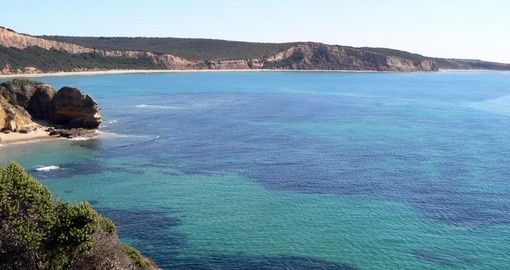 Enjoy the view of Beautiful Great Ocean Road during your next Australia tours.
