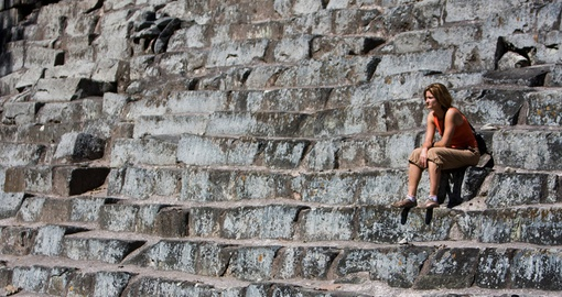 Solo travel in Honduras should include a stop at Copan