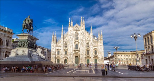 Visit the Duomo di Milano on your European Vacation