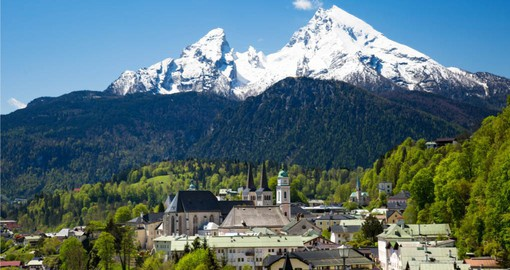 Include a visit to the charming Town of Berchtesgaden on your Austria Tour