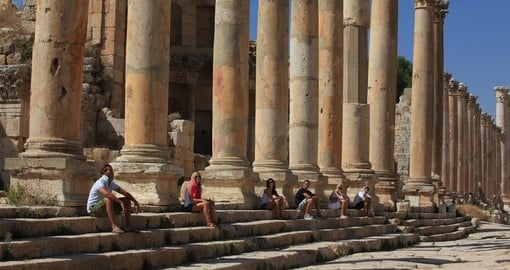 Jerash - Photo Credit Six Senses Resorts and Spas