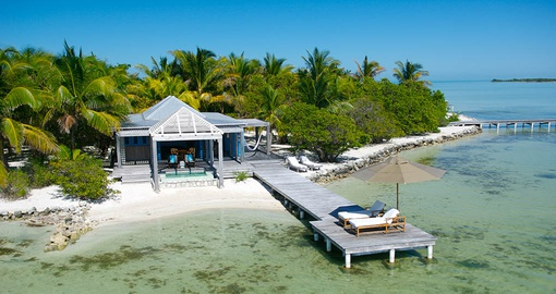 Enjoy luxurious amenities on your Belize Vacation