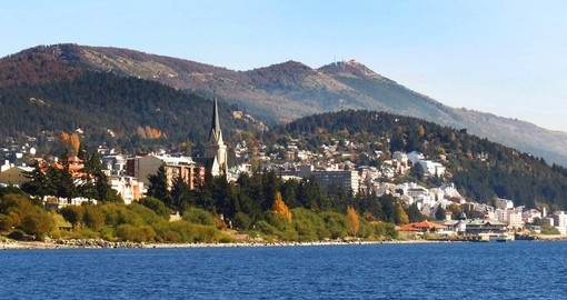 Bariloche is the starting point for your Andean Traverse tour