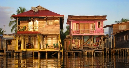 Bocas del Toros - always a great time to relax and enjoy while on your Panama tour