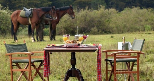 Experience the Fairmount Safari Club on your Kenyan Safari