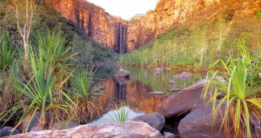 Covering nearly 20,000 square kilometres, Kakadu is the largest National Park in Australia