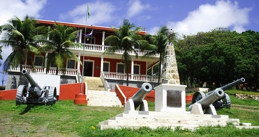 Fernando de Noronha's city hall