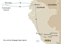 Peru and the Galapagos Super Special